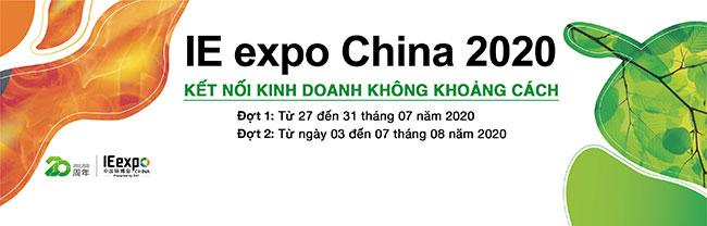 kết nối KD không khoảng cách thời kỳ COVID - IE EXPO