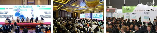Những hình ảnh tại hội nghị IE China